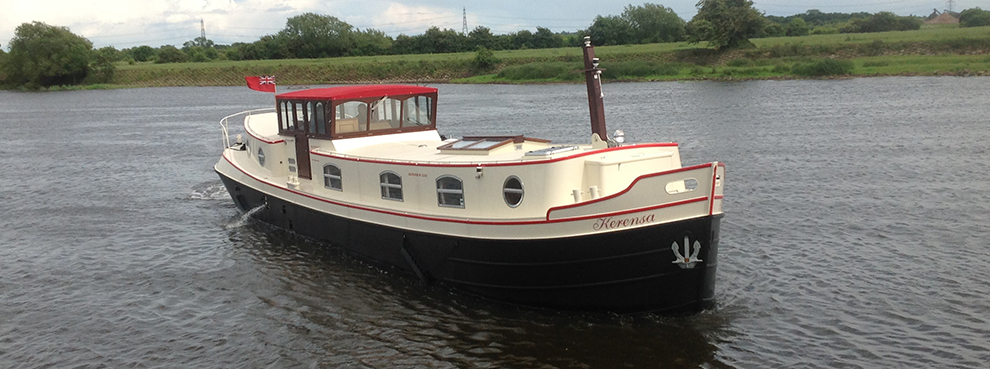 Bluewater Boats Ltd | Home - Warwickshire based Canal Boat Builders.