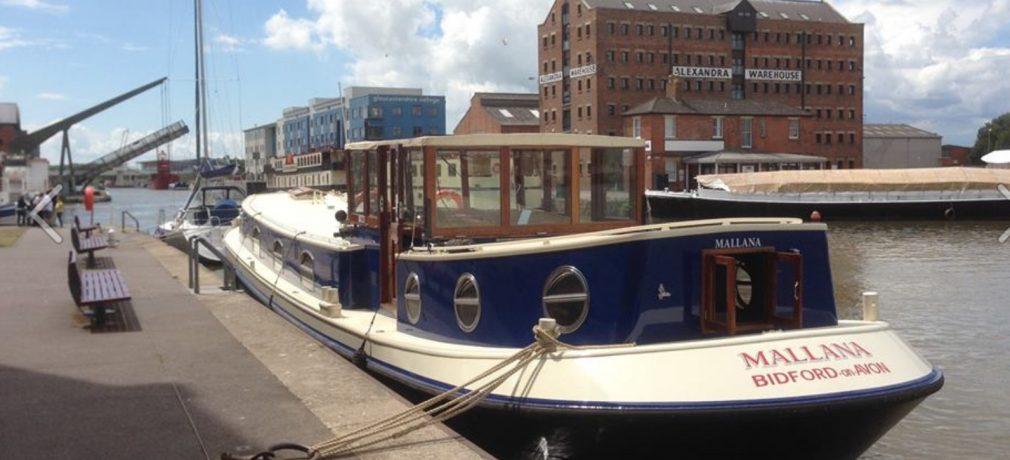 Bespoke Dutch Barges | Bluewater Boats Ltd